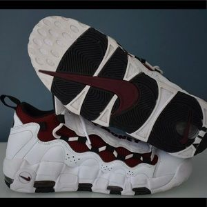 Nike Air Max More Uptempo Air Money Shoes